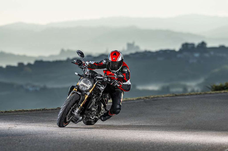 Monster 1200S Ducati 2018 Powerful Naked Bike