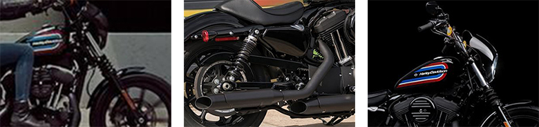 2020 Harley-Davidson Iron 1200 Sportster Specs