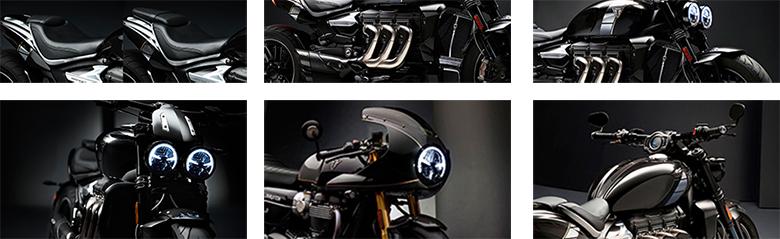Triumph 2019 Rocket TFC Concept Motorcycle Specs