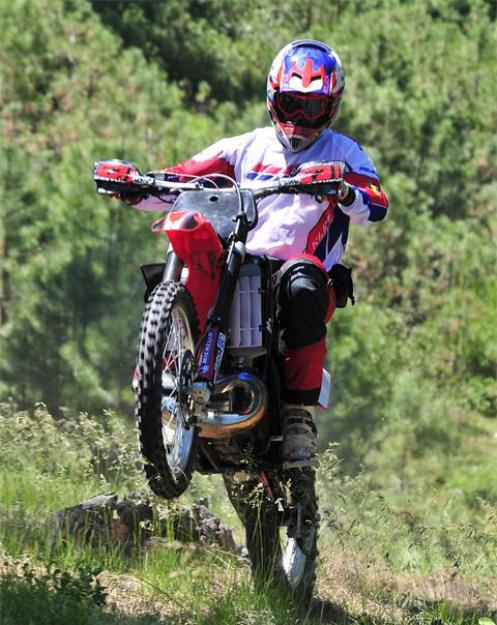 Test Gas Gas EC 300 Racing 2013