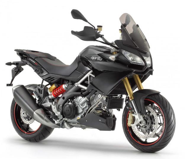 News motor bike 2013: Aprilia Caponord 1200, course on technology
