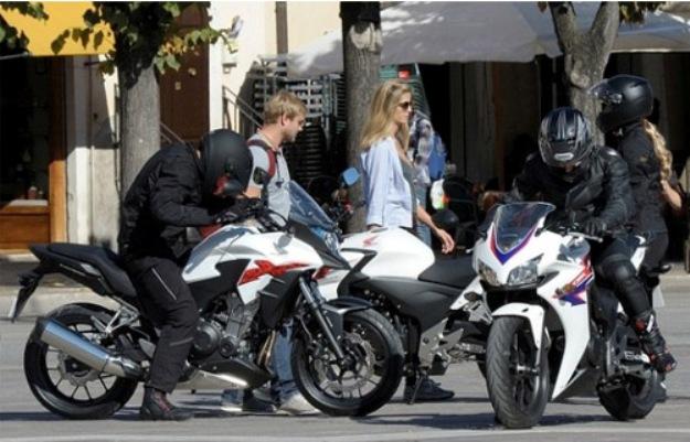Honda CB 500, Honda CBR 500 And Honda CB 500 X