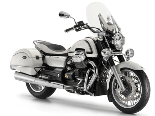 Moto Guzzi 1400 California Custom and Touring: Price and available