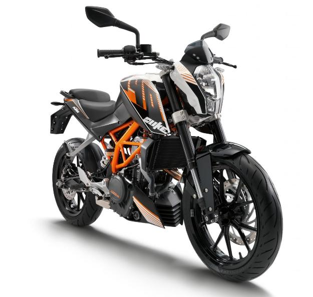 News motor bike 2013 with the EICMA: KTM Duke 390, of the fun for the A2 licenses!