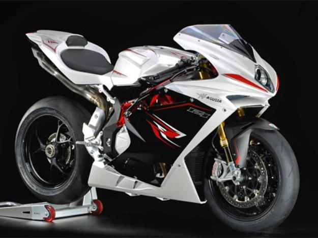 News motor bike 2013: MV Agusta F4, F4R and F4RR