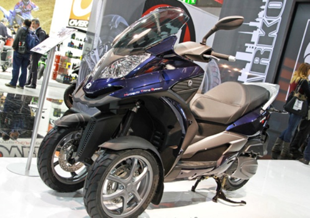 Quadro 3D 350 S 2013: More powerful, equipped better