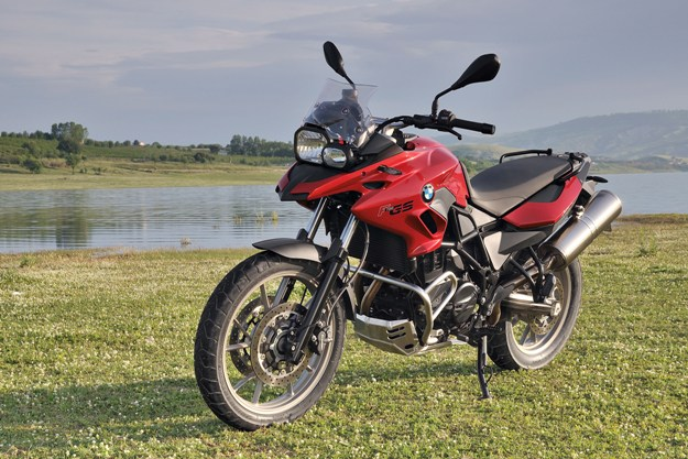Test BMW F700GS 2013: A good bike