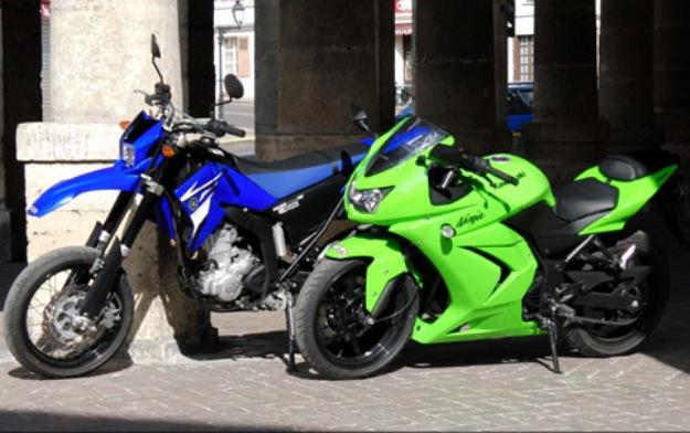 Kawasaki Ninja 250R vs Yamaha WR250X: The sport with sauce two and half!