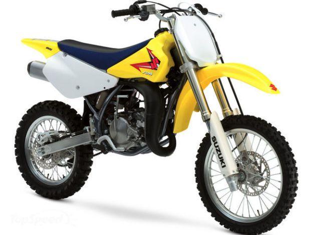 News motor bike All 2013: Suzuki RM 85 Victory