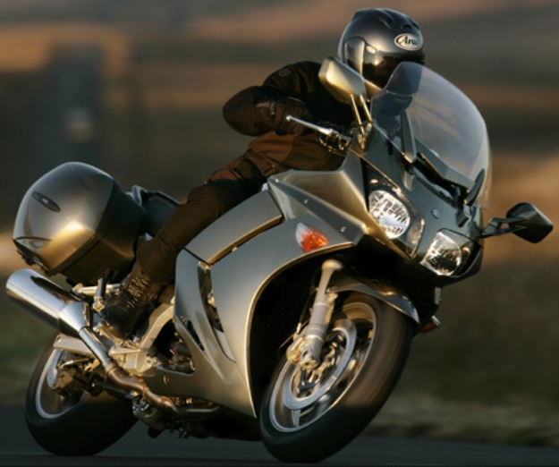 Assessment Motorcycle Yamaha FJR 1300