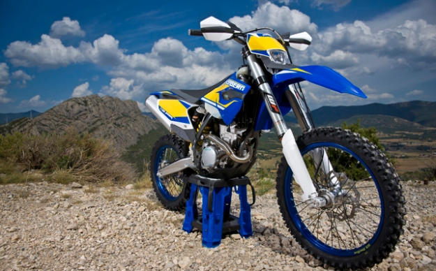 Test Husaberg 450 FE and 501 FE 2013