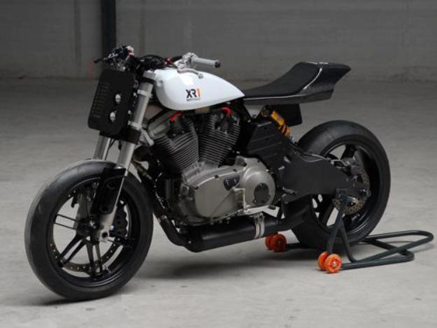 Special: Bottpower XR-1, semi Harley-Davidson XR semi Buell XB!