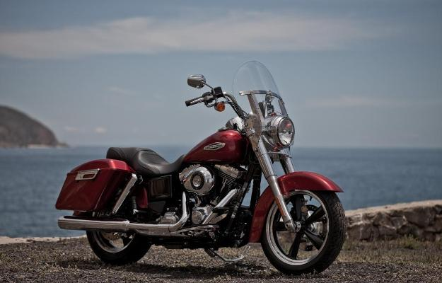 News motorcycle 2013: Harley-Davidson Dyna Street Bob