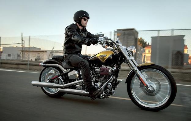 2013 Harley-Davidson Softail CVO Breakout