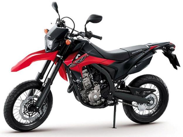 2013 Honda CRF250M Review