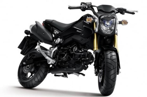 News motorcycle 2013: Honda MSX 125