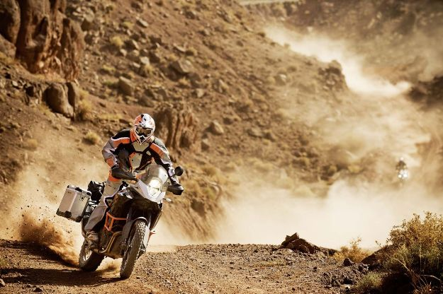 Test KTM 1190 Adventure: More serious… less fun?