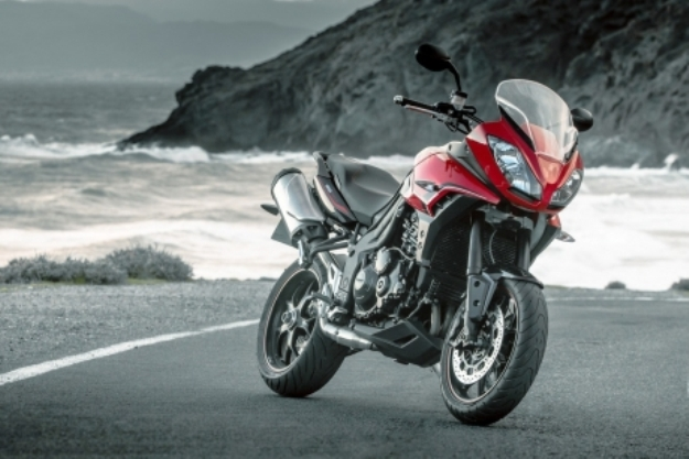 Test Triumph 1050 Tiger Sport: All claws outside!