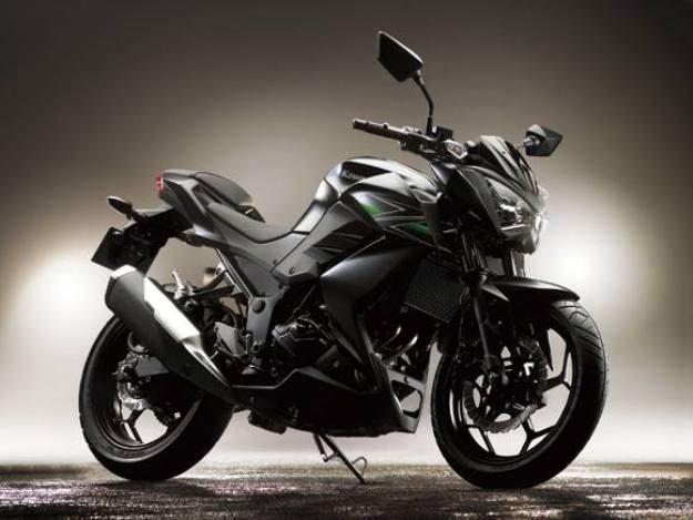 News motorcycle 2013: Kawasaki Z250