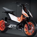 KTM E-Speed: the first scooter of the brand will be electric