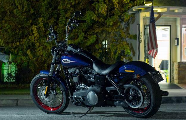 Motorcycle News 2013: Harley Davidson Street Bob Special Edition