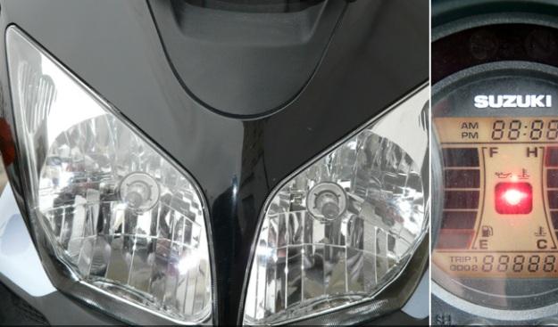 Assessment occasion motorcycle: Suzuki DL650 V-Strom