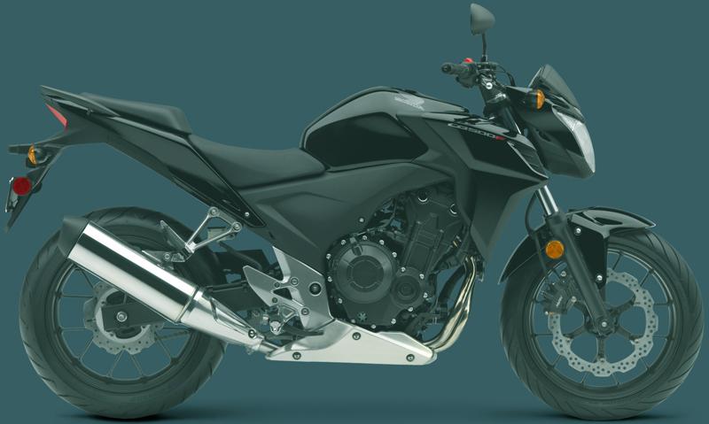 Honda CB500F Review 2013