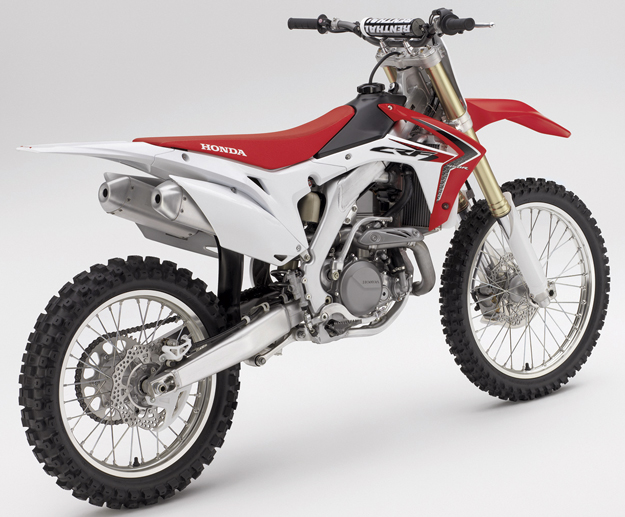 2013 Honda CRF450R Specification, Review