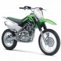 Kawasaki KLX 140 2014