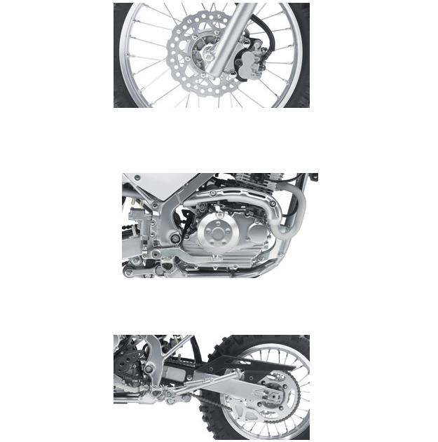 Kawasaki Klx140 Manual