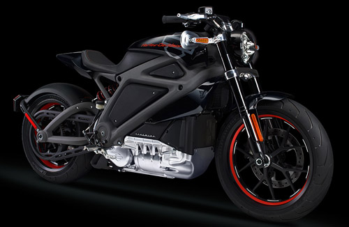 Harley-Davidson Launched Project LiveWire Electric Motorcycle 2014 Review