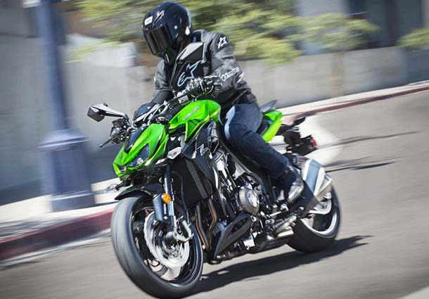2015 Kawasaki Z1000 ABS