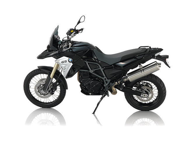 Review of BMW F 800 GS 2016 Adventure