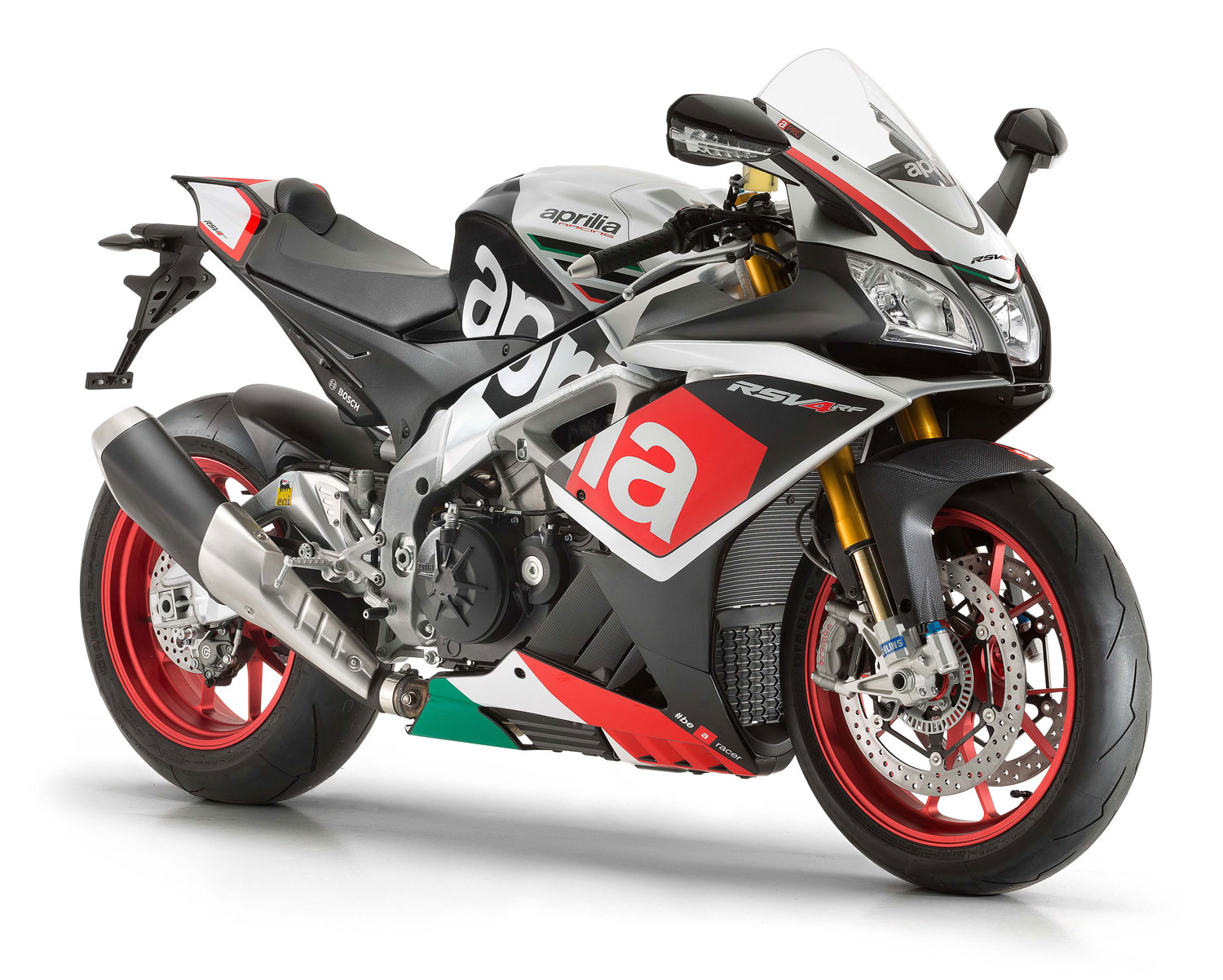 Review of 2016 Aprilia RSV4 RF