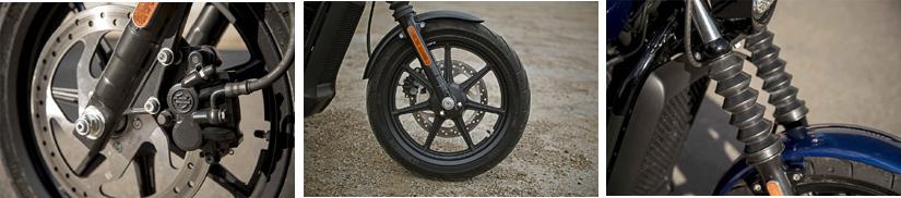 Harley-Davidson 2017 Street 500 Specs