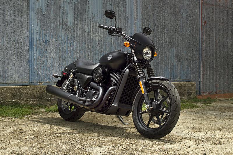 Harley-Davidson 2017 Street 500