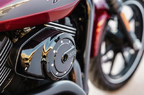 Harley-Davidson 2017 Street 750 Engine