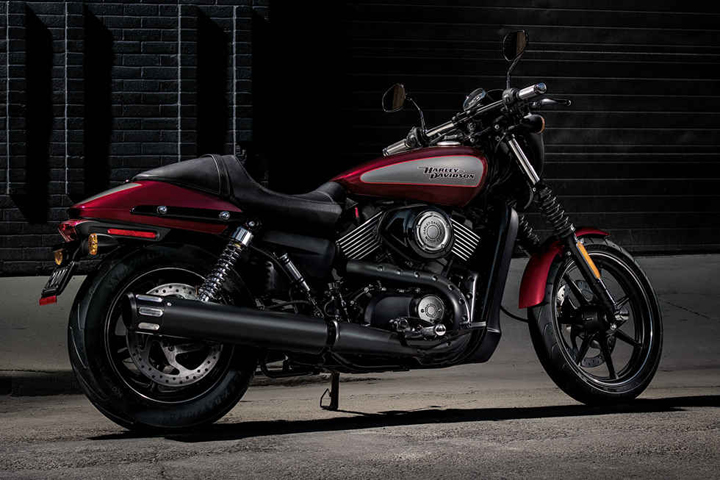 Harley-Davidson 2017 Street 750