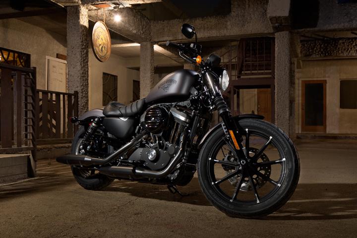 Harley-Davidson 2017 Iron 883