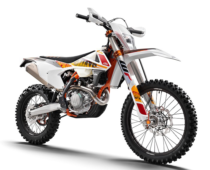 Ktm 350 Exc F Six Days 2017 Review With Specification Bikes Catalog