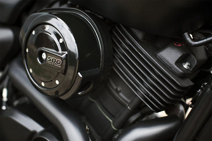 Harley-Davidson 2017 Street 500 engine