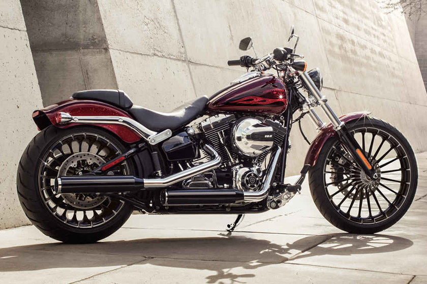 2017 Softail Breakout Harley-Davidson Price Specs Review