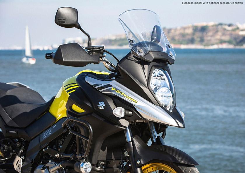 2017 Suzuki V-Strom 650XT