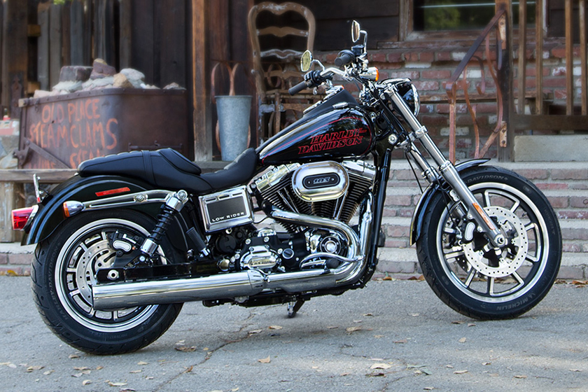 Harley Davidson Dyna Super Glide Review