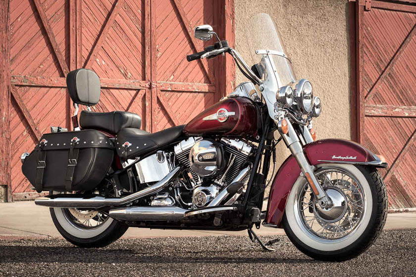 Harley-Davidson 2017 Heritage Softail Classic Review