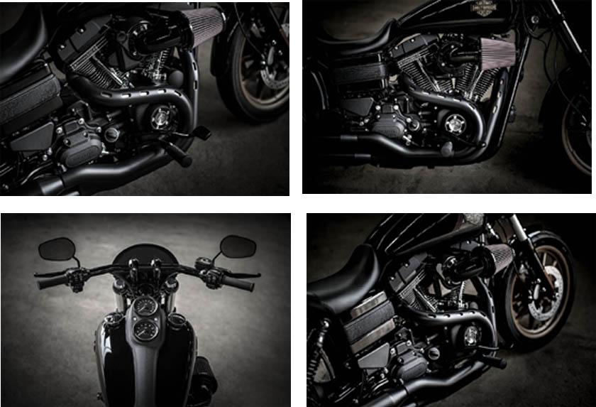Harley-Davidson 2017 Low Rider S Specs