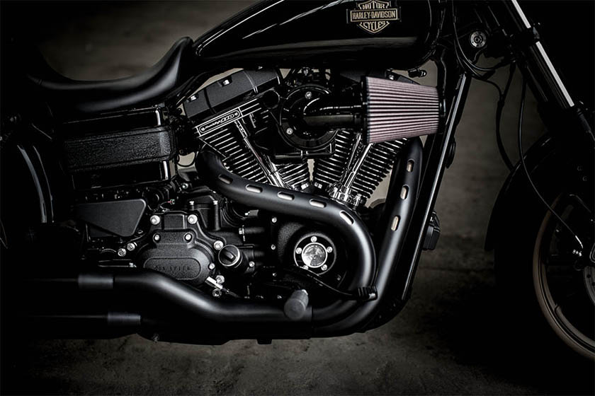 Harley-Davidson 2017 Low Rider S Engine