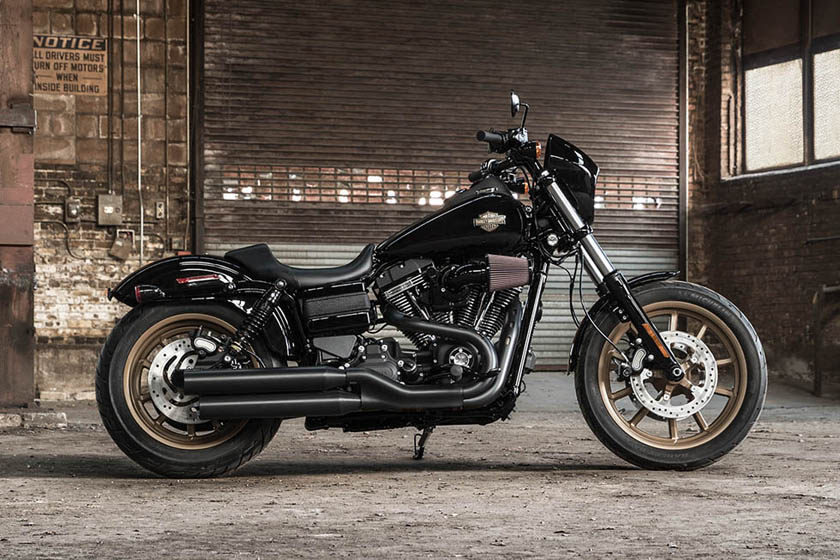 Review of Harley-Davidson 2017 Low Rider S