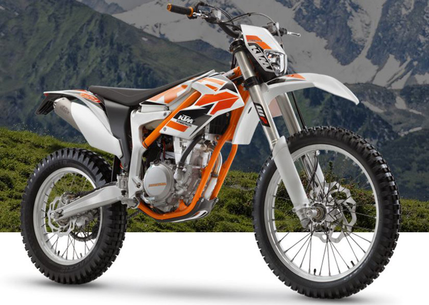 Harley Davidson Dirt Bike