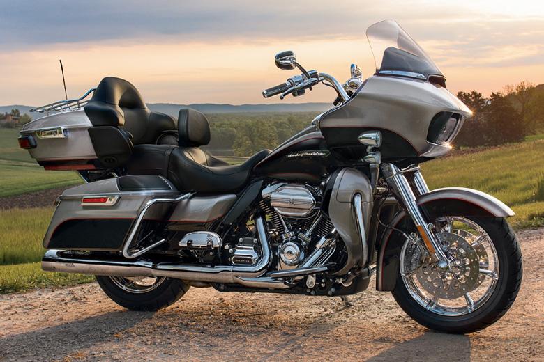 Harley Davidson Road Glide Ultra Colors